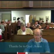 English Christian Congregation -Bochum Germany part 2 10th Anniversary