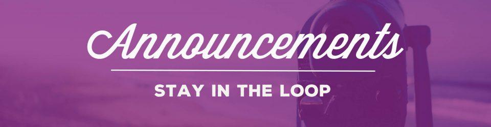 25581_Announcements